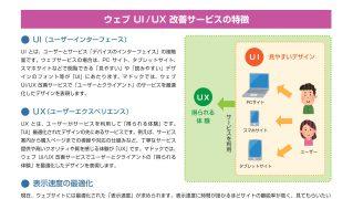マドック ウェブUI UX 改善サービス